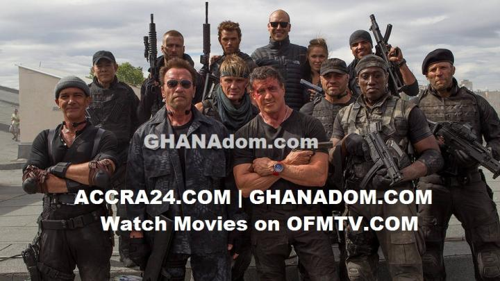 The Expendables 3 -  American Action Film